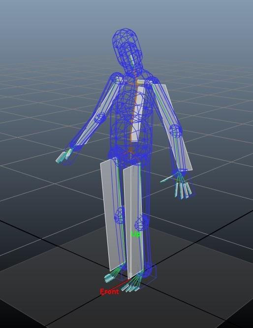 Character Maker Locator