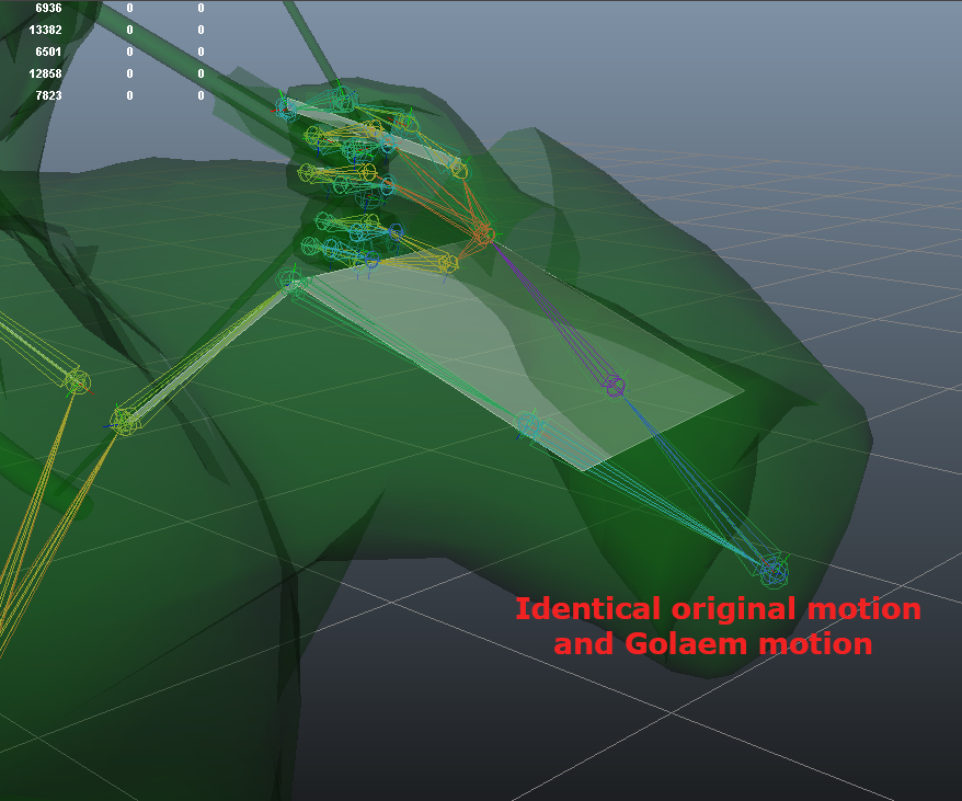 Motion Conversion Factor 1