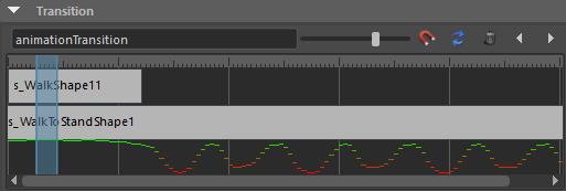 Custom Animation Transitions   Golaem