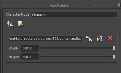 Converting 3dsMax (Biped) Characters & Motions | Golaem